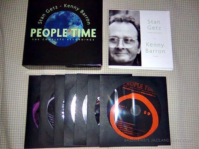 People Time: Stan Getz - 1