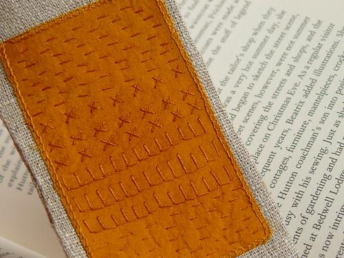 Earthy Colors - bookmark n.1