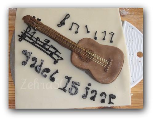 Gitar pasta by zehra50mutfakta