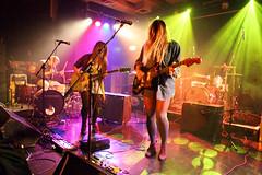 March Megapost - No Joy (Burak Cingi (youneedtoseethese)) Tags: music london march live livemusic scala 2011 nojoy burakcingi