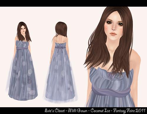 Evie´s Closet - Milli Gown
