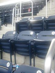"""""""My"""" Seats!"""