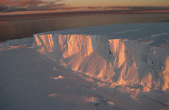 Tabular iceberg trapped in winter pack ice-Weddell sea, Atka bay (Jo Sze) Tags: antarctica weddellsea tabulariceberg atkabay