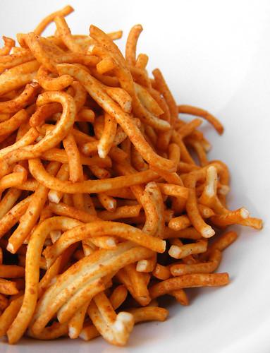 Snack noodles