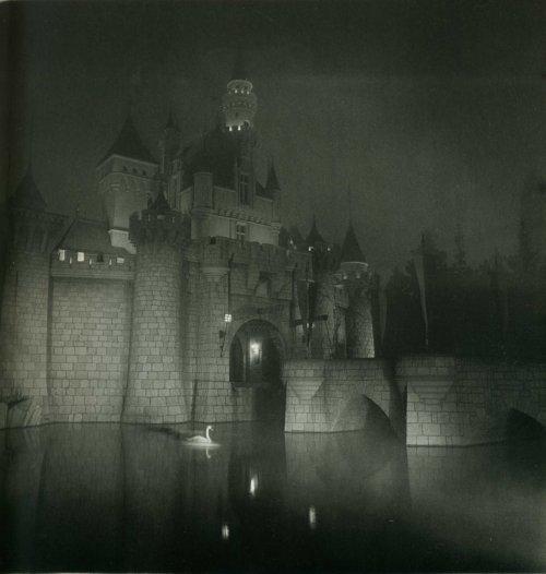 Diane Arbus A Castle in Disneyland, Cal., 1962