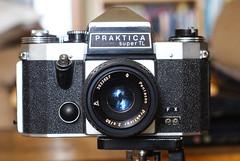 Pracktica Super TL (LiamCH) Tags: camera slr classic film 35mm vintage gear retro gas equipment 135 praktica cameraporn supertl gupr