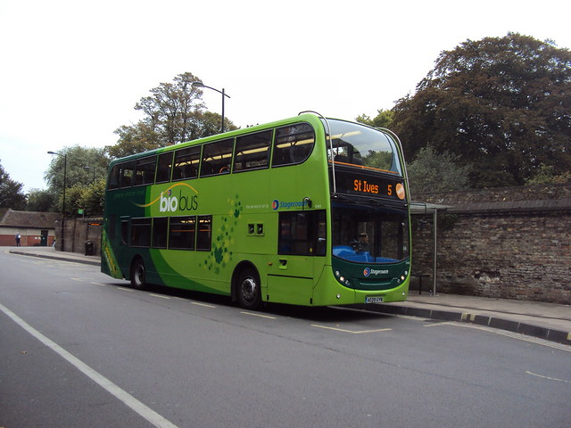 Busway Scania