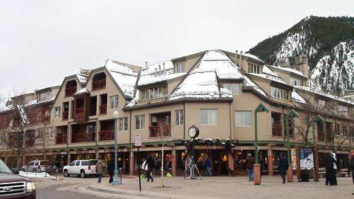 Shopping in Aspen