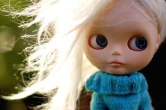 Flaming Hair - 103/365 ADAD 2011