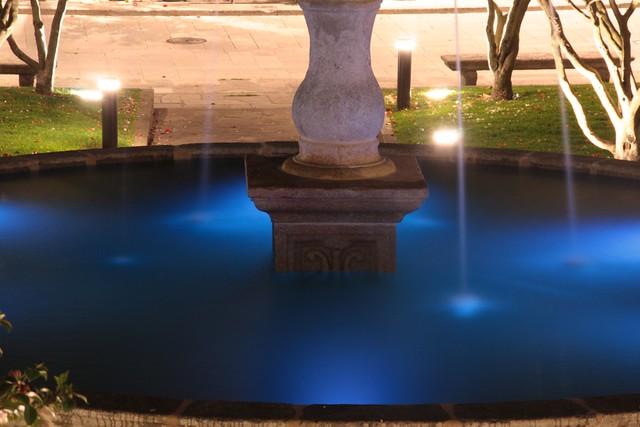 Nocturna de la fuente de La Herrería