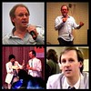 Happy 60th Birthday, Peter Davison, the 5th Doctor on #DoctorWho! Included in these photos I took through the years is one from his 34th birthday.
