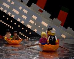 Titanic i lego
