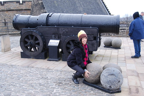 Edinburgh Castle, Day 2