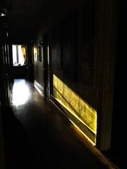 Morning Parallelogram (spinadelic) Tags: light sunlight home window rock contrast hall high little hallway april arkansas stevespencer parallelogram 2011