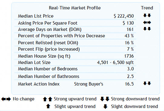 Altos Real-Time Market Profile 97006