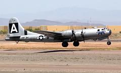 CAF Boeing B-29A Superfortress 44-62070 N529B 'Fifi' (ChrisK48) Tags: airplane aircraft caf b29 superfortress dvt phoenixaz commemorativeairforce kdvt n529b phoenixdeervalleyairport boeingb29a60bn cn11547 usaaf4462070 cncn11547