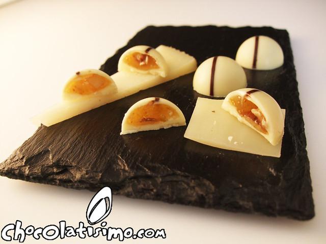 5622620299 591936c6c9 z Bombón para acompañar un queso. Creación para el Restaurante Urrechu