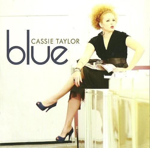 Cassie Taylor Blue CD