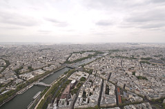 Eiffel Tower from the Top 04