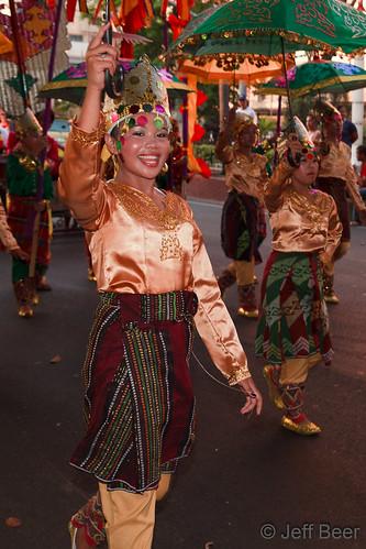 Aliwan Fiesta, Manila Philippines, 2011