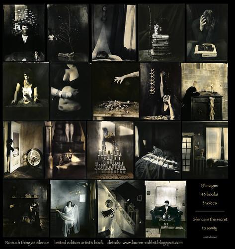 Silence image grid