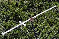 DSC_5559 (kj6nal) Tags: radio diy portable ham antenna pvc 2m yagi vhf