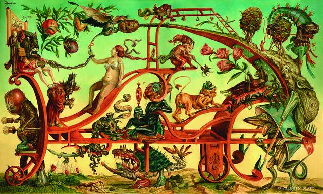 Ben Blatt - Chariot