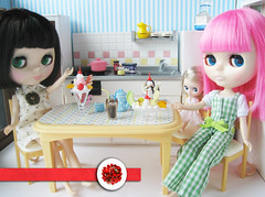 Sundae in the Kitchen with Blythes