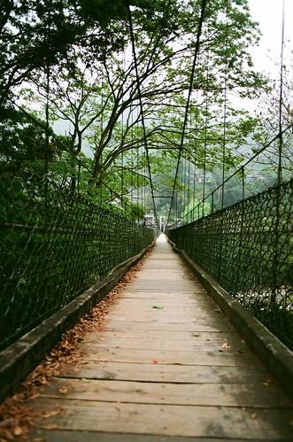 清泉一號吊橋