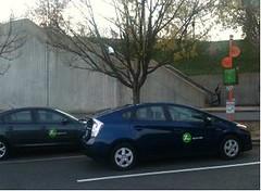 因为有了Zipcar,在大城市生活不再需要拥有汽车