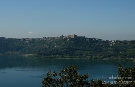 Castel Gandolfo Papa Yazlik