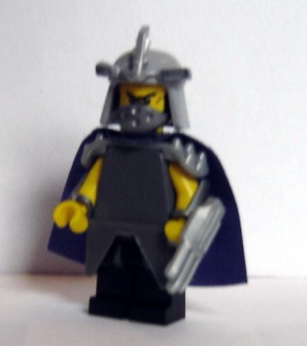 Custom minifig The Shredder