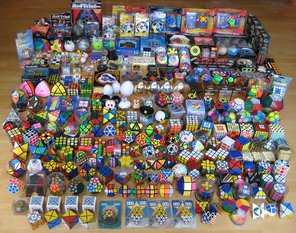 [puzzle collection picture]