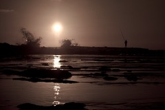 """D'eau et de lumire"" (cafard cosmique) Tags: africa sunset photography photo twilight zonsondergang tramonto foto sonnenuntergang image northafrica morocco maroc maghreb puestadesol dmmerung crpuscule pcheur marruecos  marokko coucherdesoleil rabat marrocos solnedgang afrique skumring crepsculo crepuscolo postadesol gnbatm    afriqued"