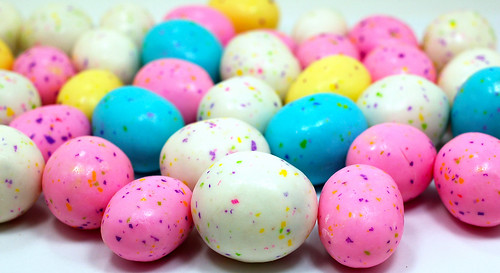 Might Malts Speckled Malted Milk Eggs