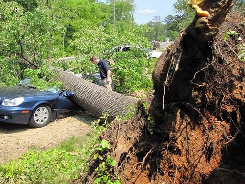 april 15 tuscaloosa tornado. 4/15/11 a EF-3 Tornado ripped