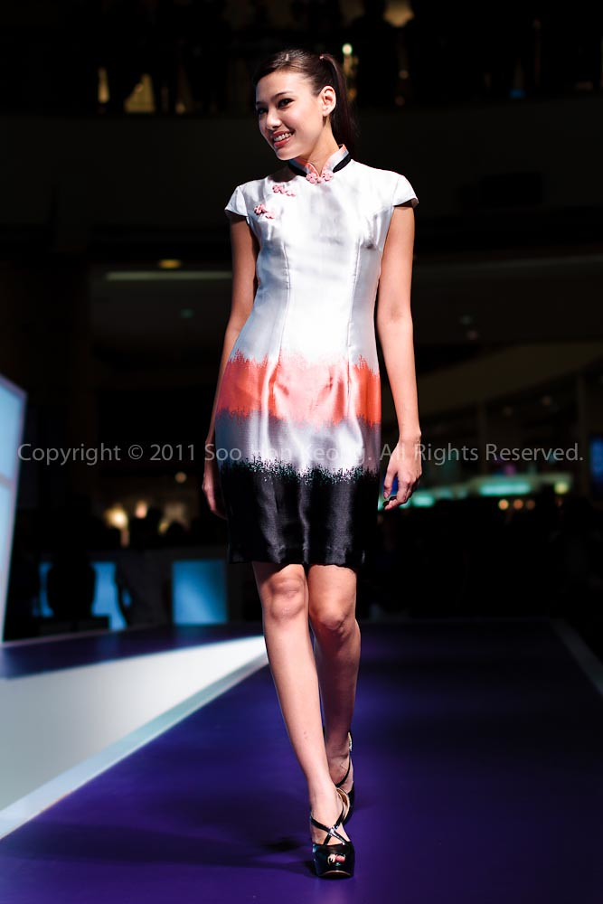 KLCC Fashion week 2011 - (Ang Eng Collectibles) @ KL, Malaysia