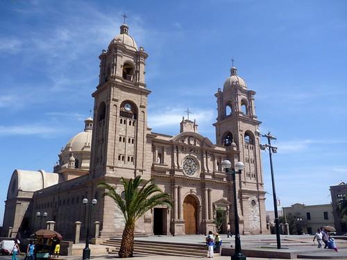 Cathédrale de Tacna