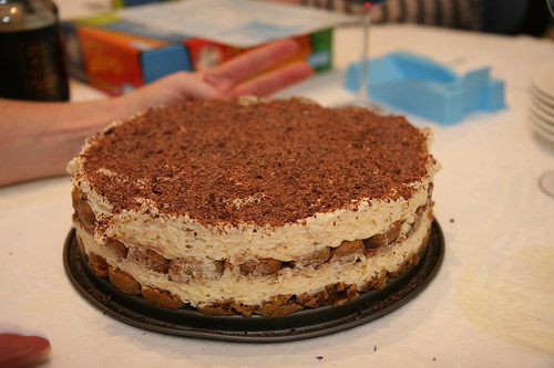 Tiramisu - photo by Glen MacLarty