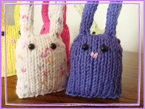 bunny nuggets!