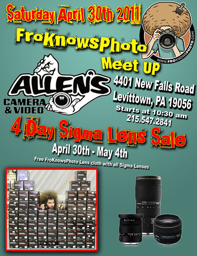 FroKnowsPhoto Meet Up