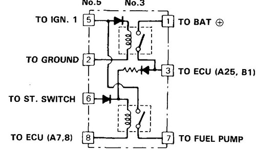 prelude gets no fuel help - honda-tech - honda forum ... main controller wiring diagram phantom honda main relay wiring diagram #10