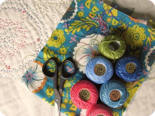 Stitching - a