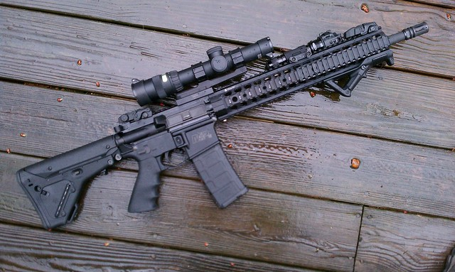 Pictures of your M4s!! [Archive] - Page 2 - Warrior Talk Forums