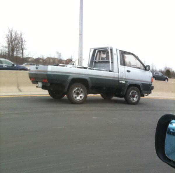 ace 4wd pickup 1993 toyotavan townacesinglecab toyotavanpickup