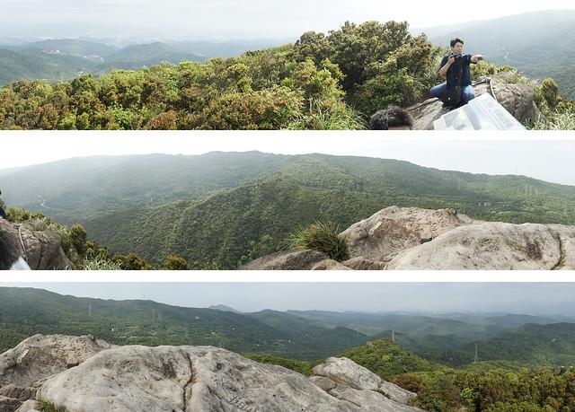 新山山頂環景照