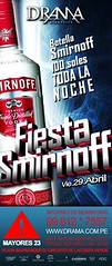 Fiesta Smirnoff - Drama