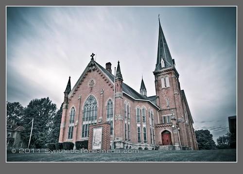 St. Paul United Methodist Church HDR