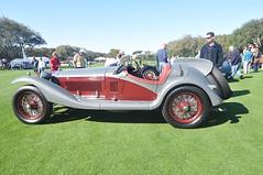 1932 Alfa Romeo 8C 2300 at Amelia Island 2011 (gswetsky) Tags: island alfa romeo amelia concours 8c delegance