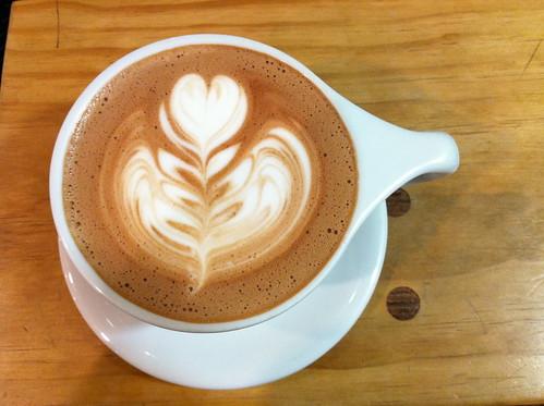 Inteliigentsia hot cocoa